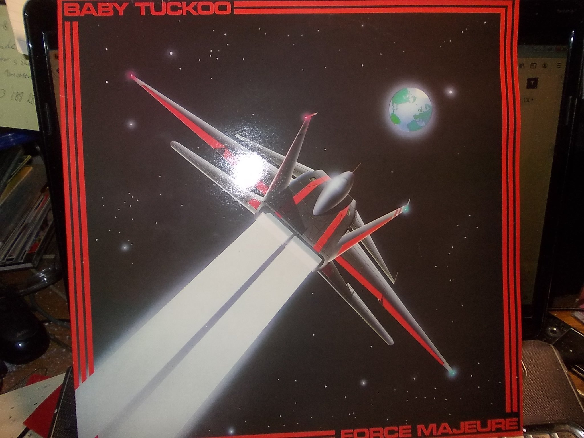 Baby Tuckoo-Force majeure