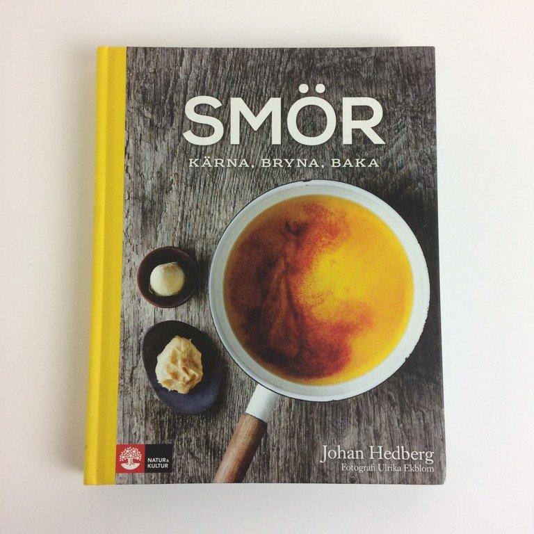 Bok, Smör, Johan Hedberg, Häftad, ISBN: 9789127137288, 2014
