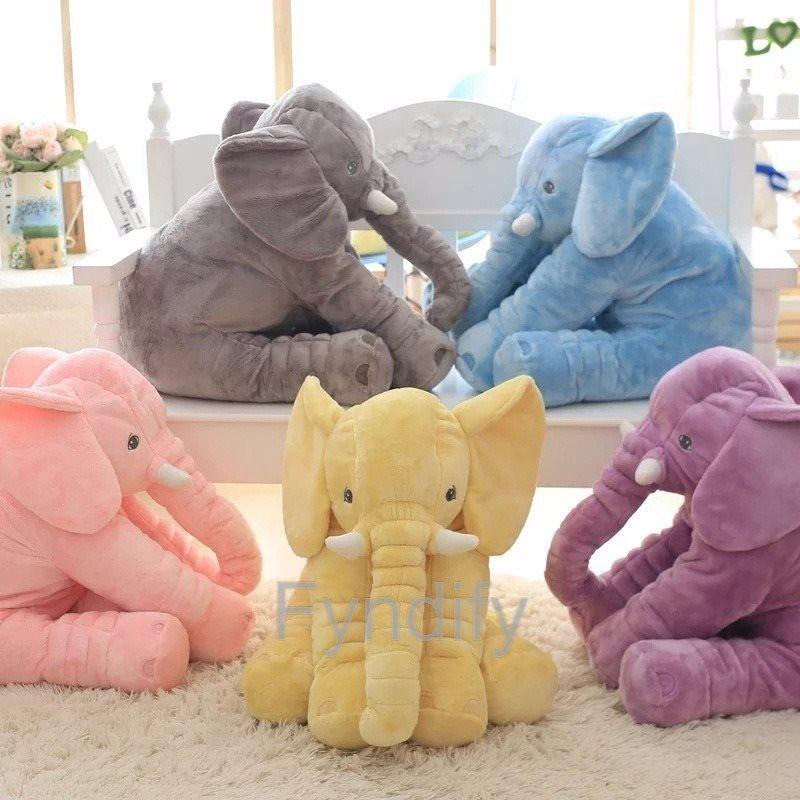 Mjukdjur Elefant 60 cm Lila (275500668) ᐈ Fyndify på Tradera c3f81bcdb58a2