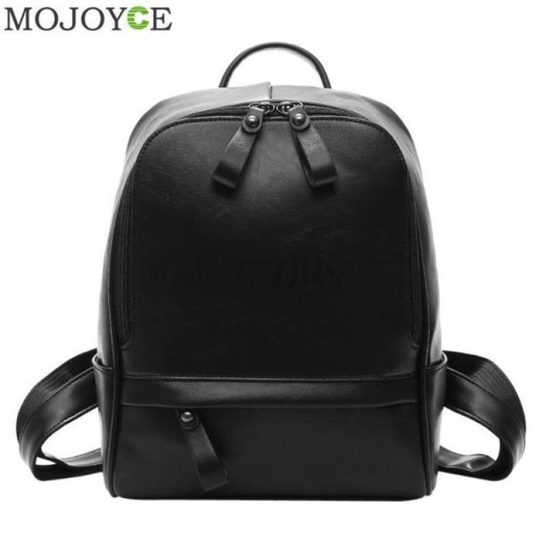 Ryggsäck Retro Women PU Leather Backpack.. (314335320) ᐈ Fyndify på ... 03ee05482ab4a