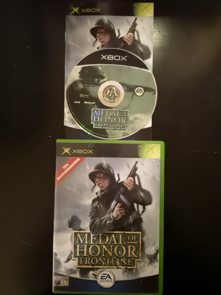 Medal of honor - Frontline - Xbox