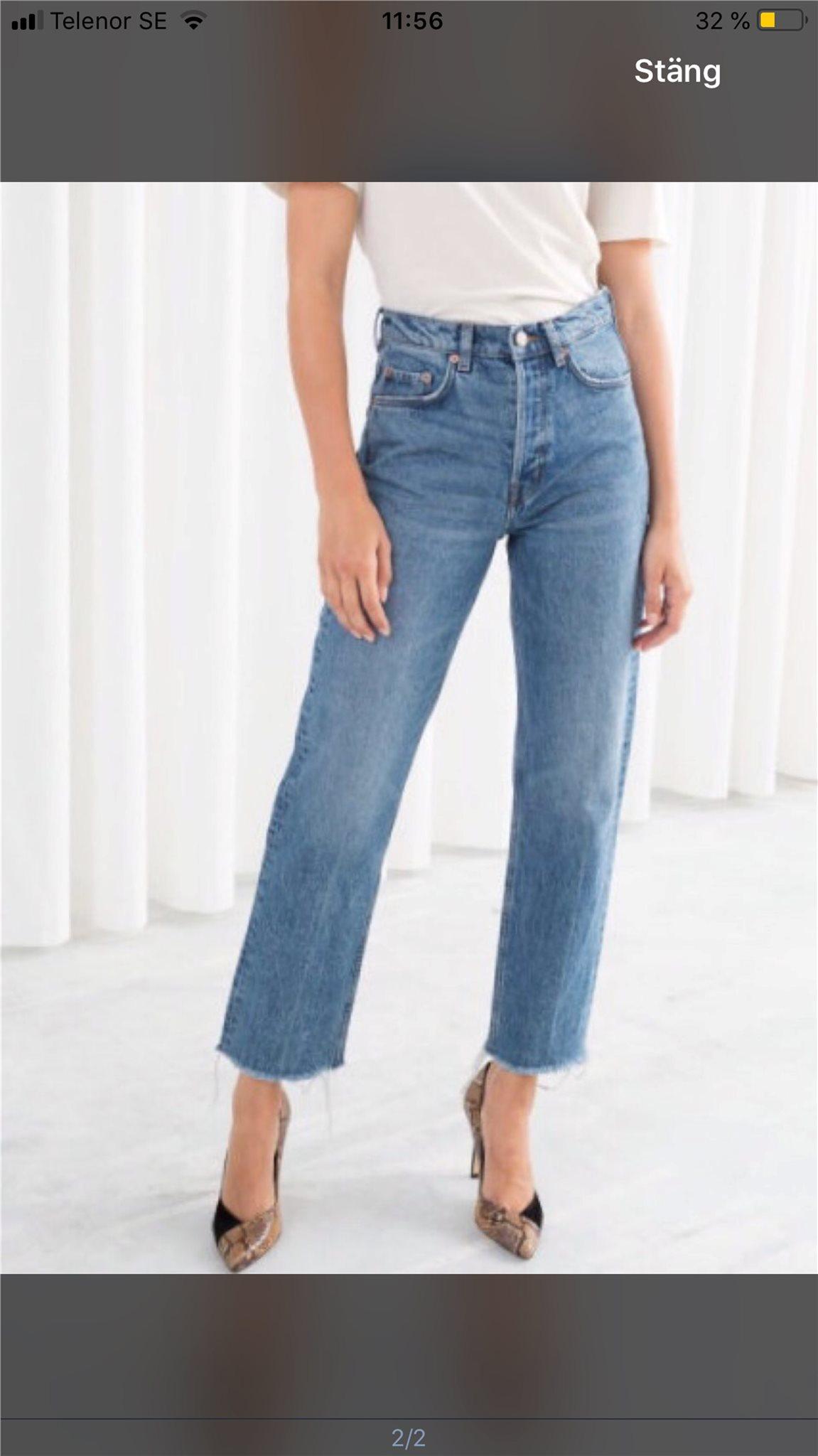 c3e1bff53b4a Boyfriend Jeans - Other stories (338011091) ᐈ Köp på Tradera