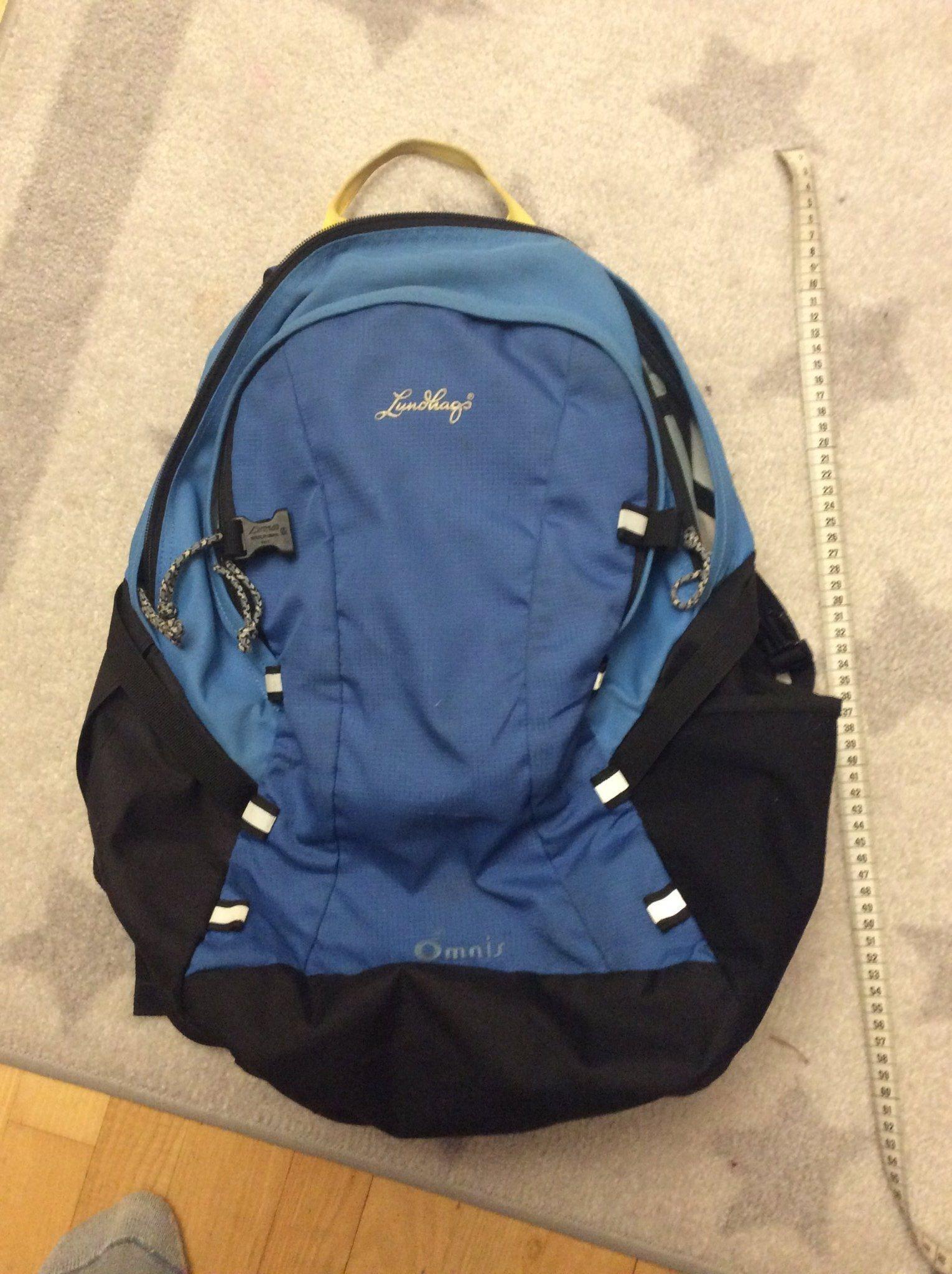 Lundhags ryggsäck omni ung 40 x 50 (340910424) ᐈ Köp på Tradera 11ea59f286666