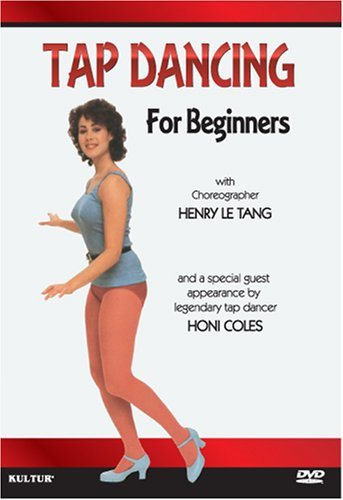 Tap Dancing For Beginners (DVD)