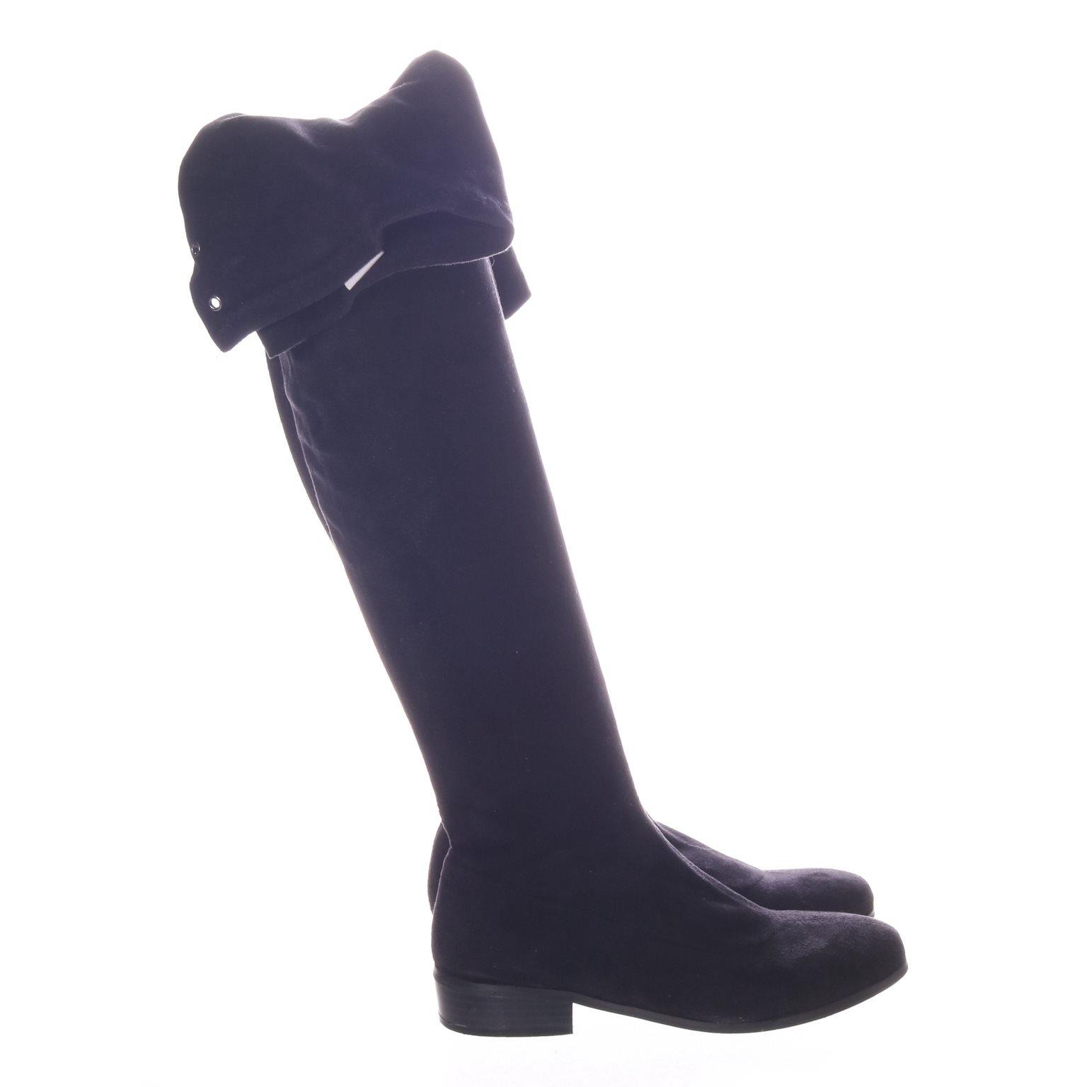 3aaeb59e091 NLY Shoes, Stövlar, Strl: 37, Svart, Mock.. (334114193) ᐈ Sellpy på ...