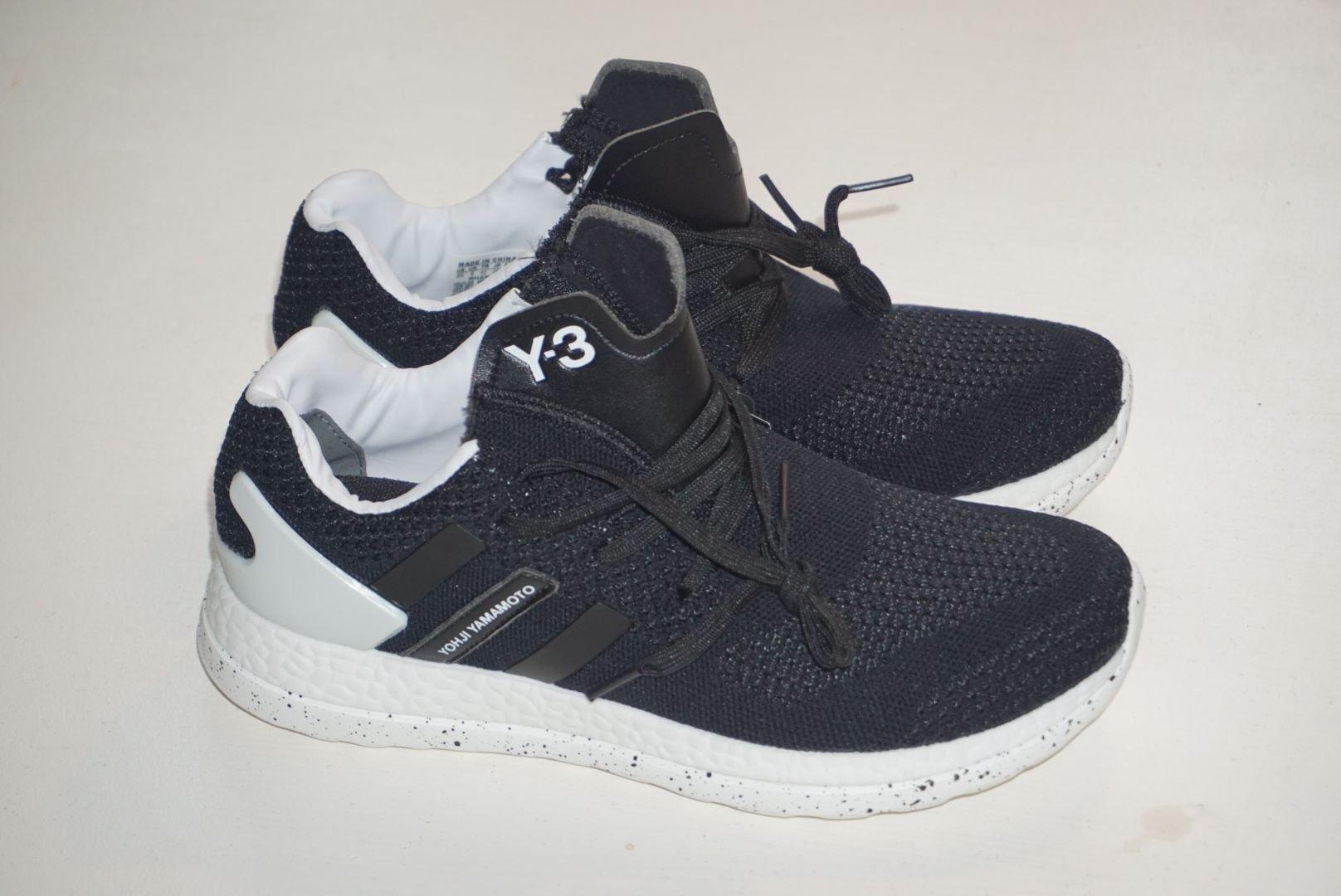 adidas Y 3 Pure Boost ZG Knit (362396885) ᐈ Köp på Tradera