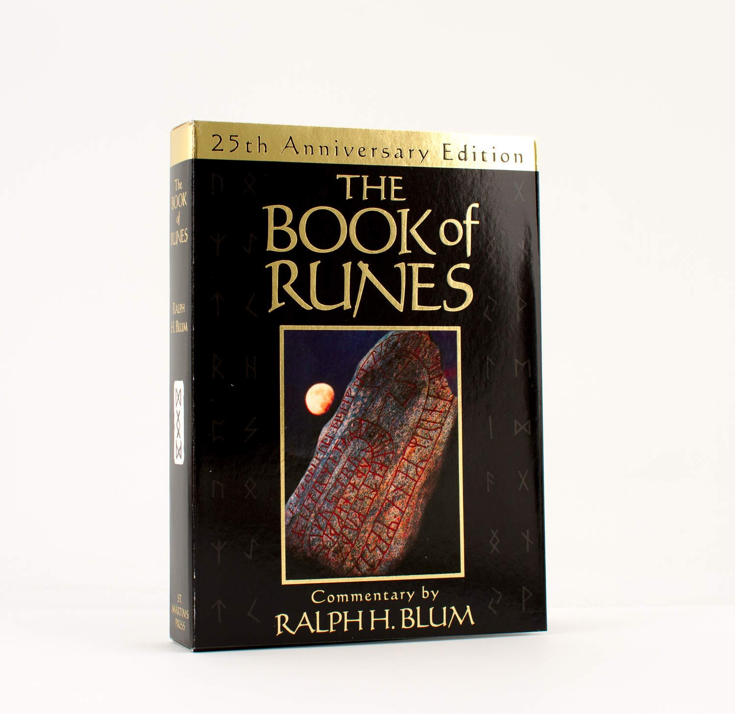 The Book of Runes 9780880795036