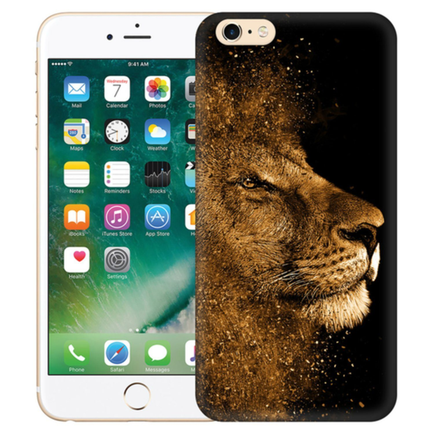 iPhone 6/6s Plus Skal Lion
