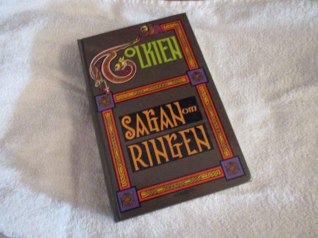J R R Tolkien - Sagan om ringen ringen ringen bb1ad3