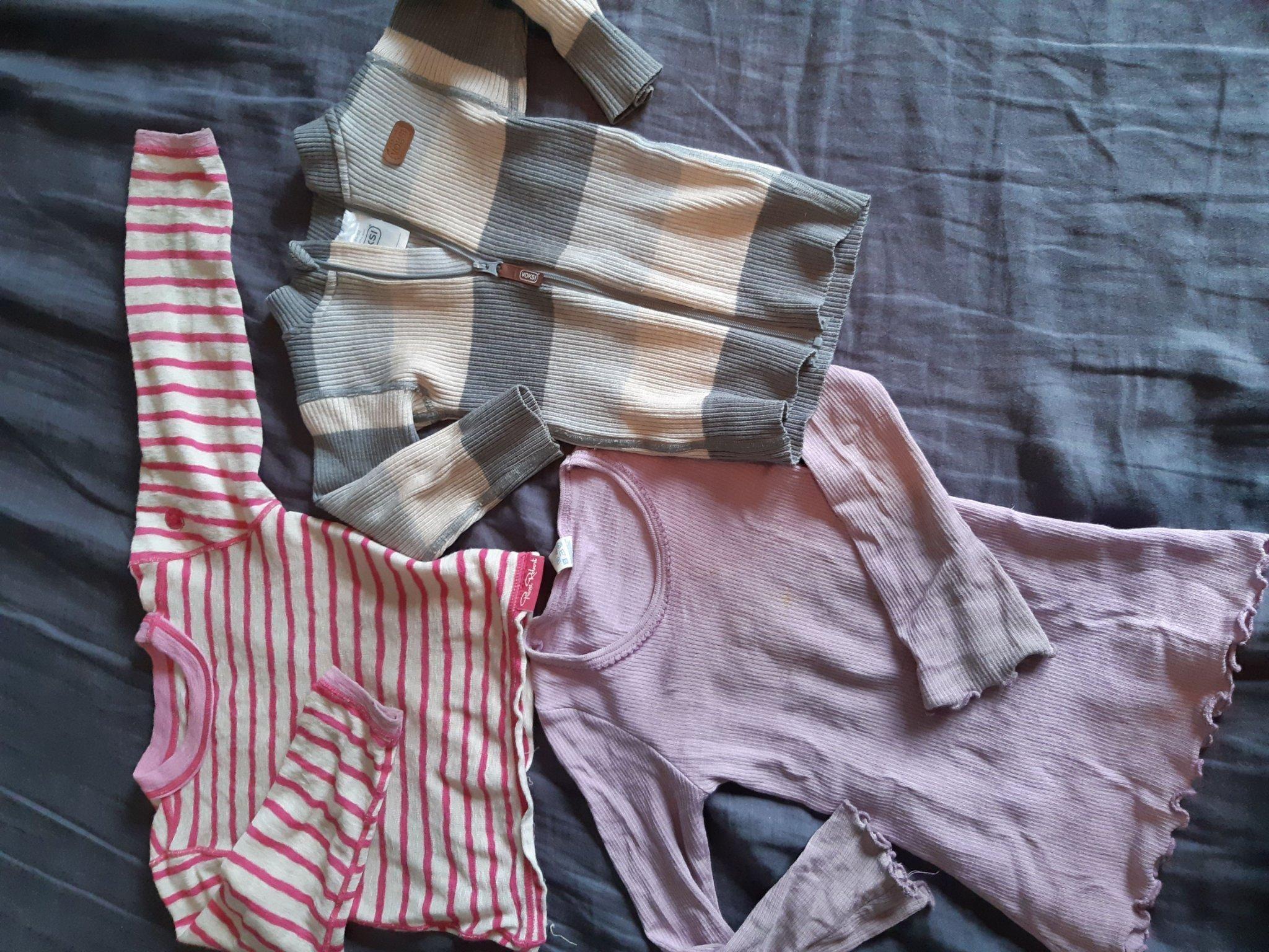 c9b6302b Paket Ull silke ullsilke tröja kofta eko ENGEL VOKSI PIERRE ROBERT 86 92 98  104 ...