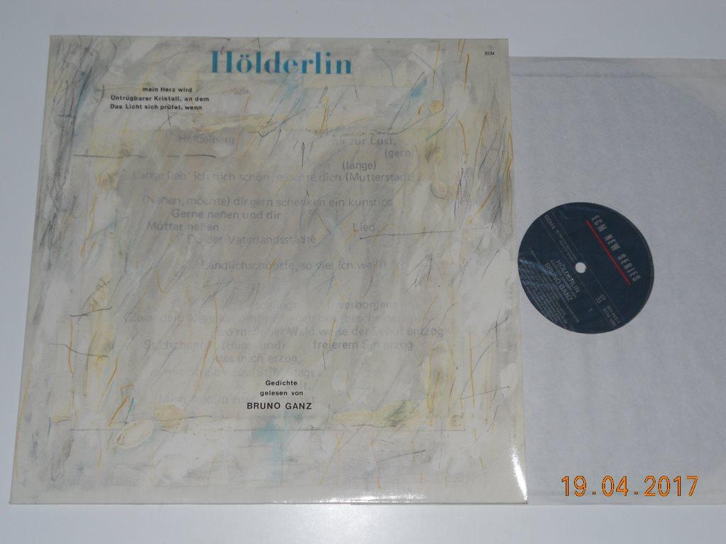Bruno Ganz Friedrich Hölderlin L 280235552 ᐈ