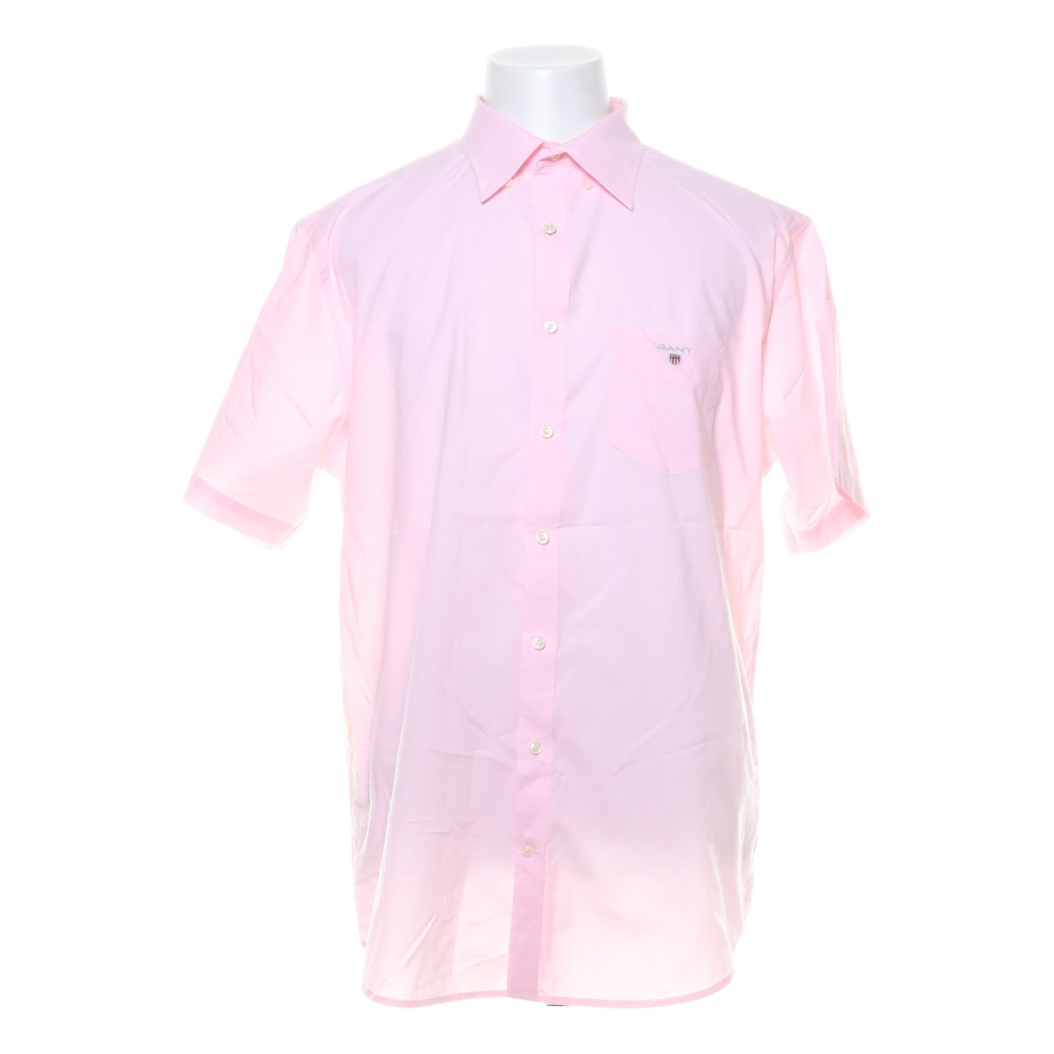 GANT, Buttondown-skjorta, Strl: XL, The Broadcloth Regular, Rosa, Bomull