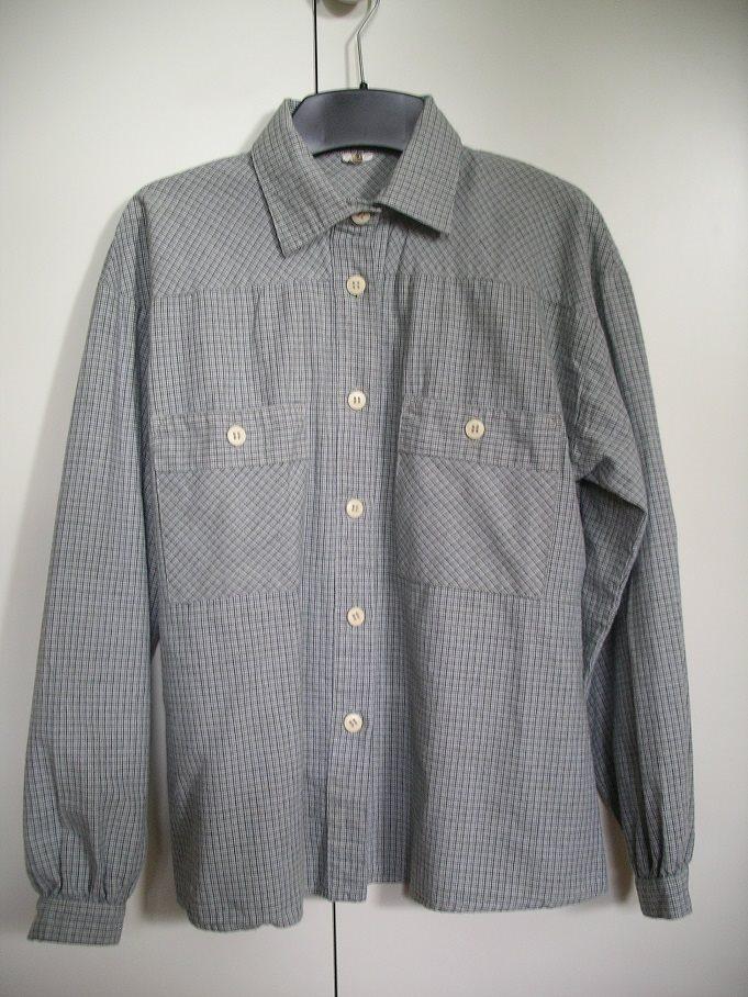Fin skjorta blus med lång ärm (337941294) ᐈ Köp på Tradera f822e149278c3