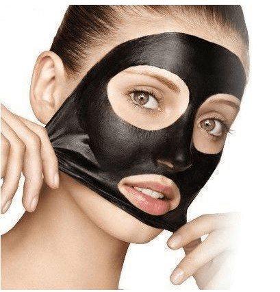 ansiktsmask för porer