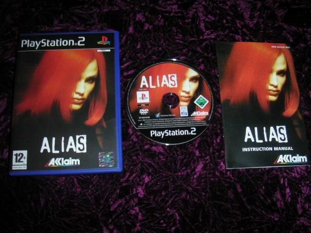 ALIAS PLAYSTATION 2