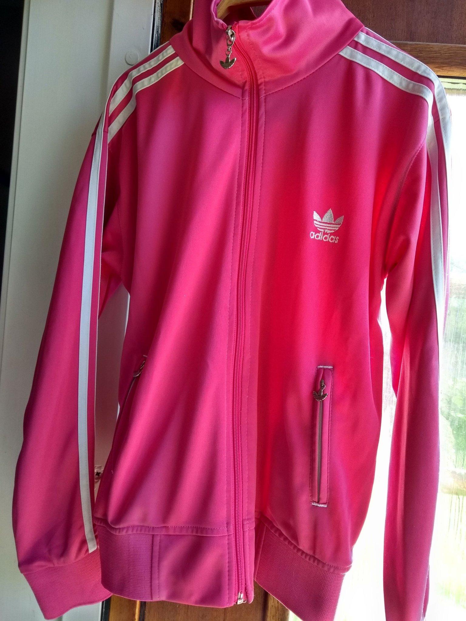adidas wct jacka rosa
