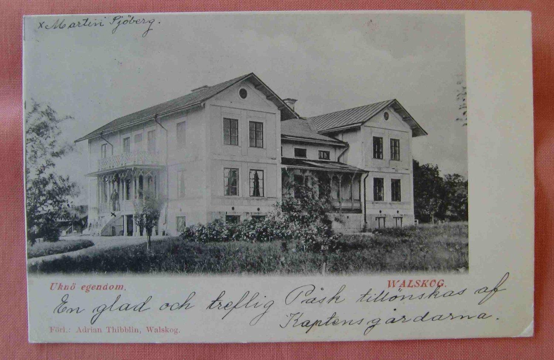 Valskog Uknö egendom fr 1903 Köping kommun (372182380) ᐈ ...