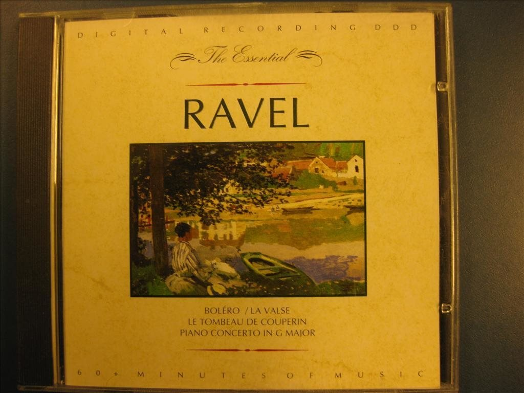 THE ESSENTIAL MAURICE RAVEL