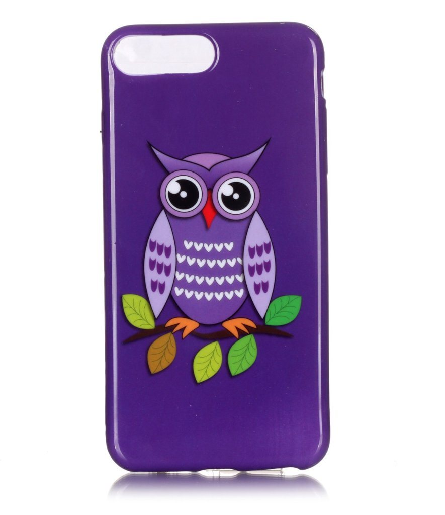 Iphone 7 8 Plus Skal - Uggla -.. (265084332) ᐈ Billigamobilskal på ... f4c2e40e85a50
