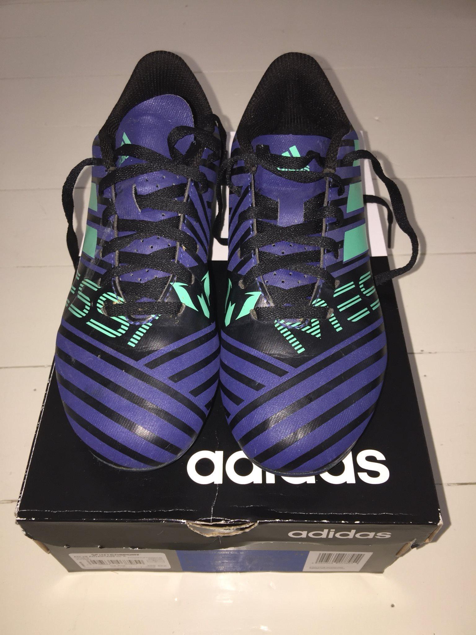 wholesale dealer 99a0e cb58a Storlek Fotbollsskor 317854796 Skor Fotboll Messi Adidas U1FxwqgF