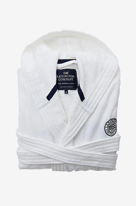 Lexington Badrock Hood Velour Robe Stl L (329151676) ᐈ Köp på Tradera 6a94fb501a2fc