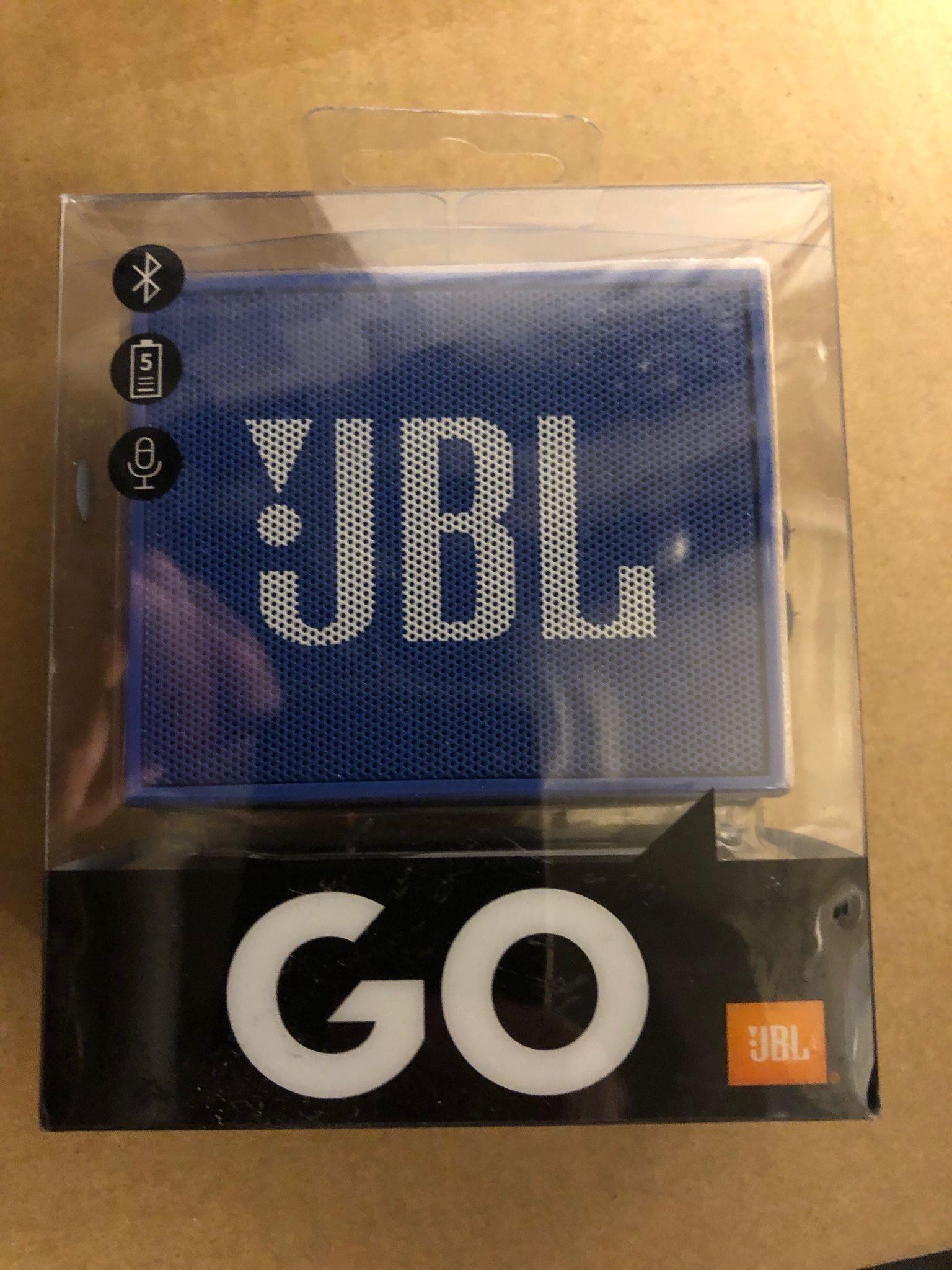 JBL GO Bluetooth högtalare (338384220) ᐈ Köp på Tradera d25da3cba7ff3