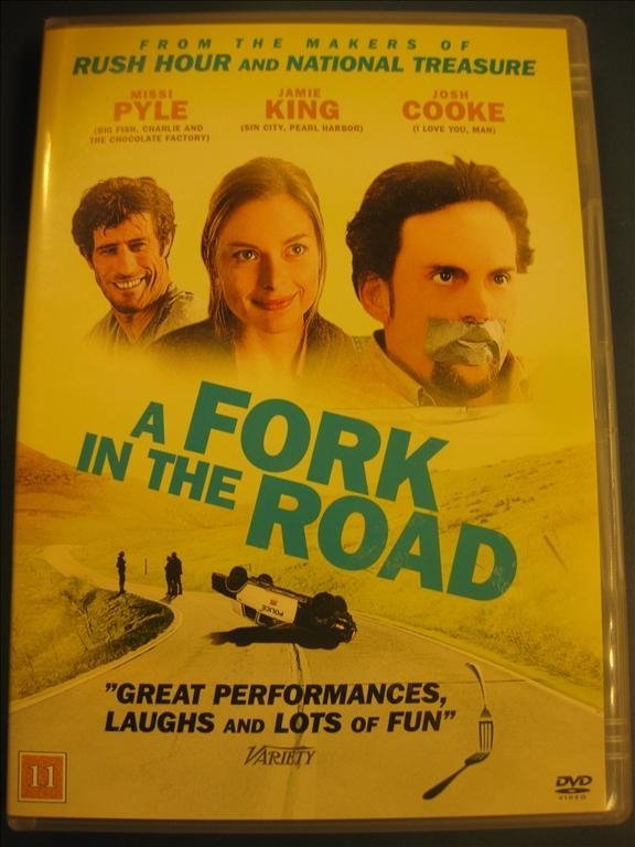 A FORK IN THE ROAD  - ACTIONKOMEDI