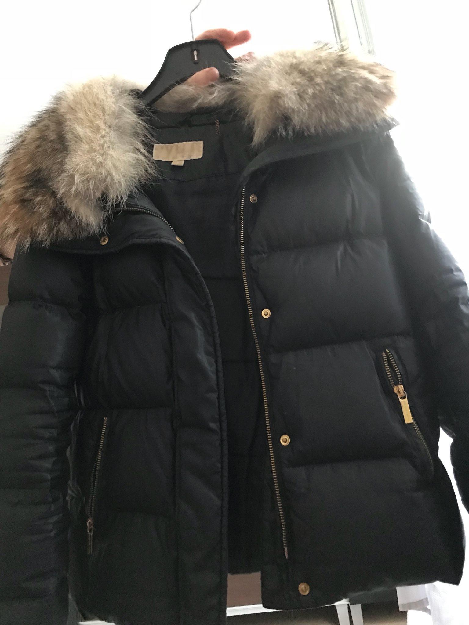 michael kors jacka vinter