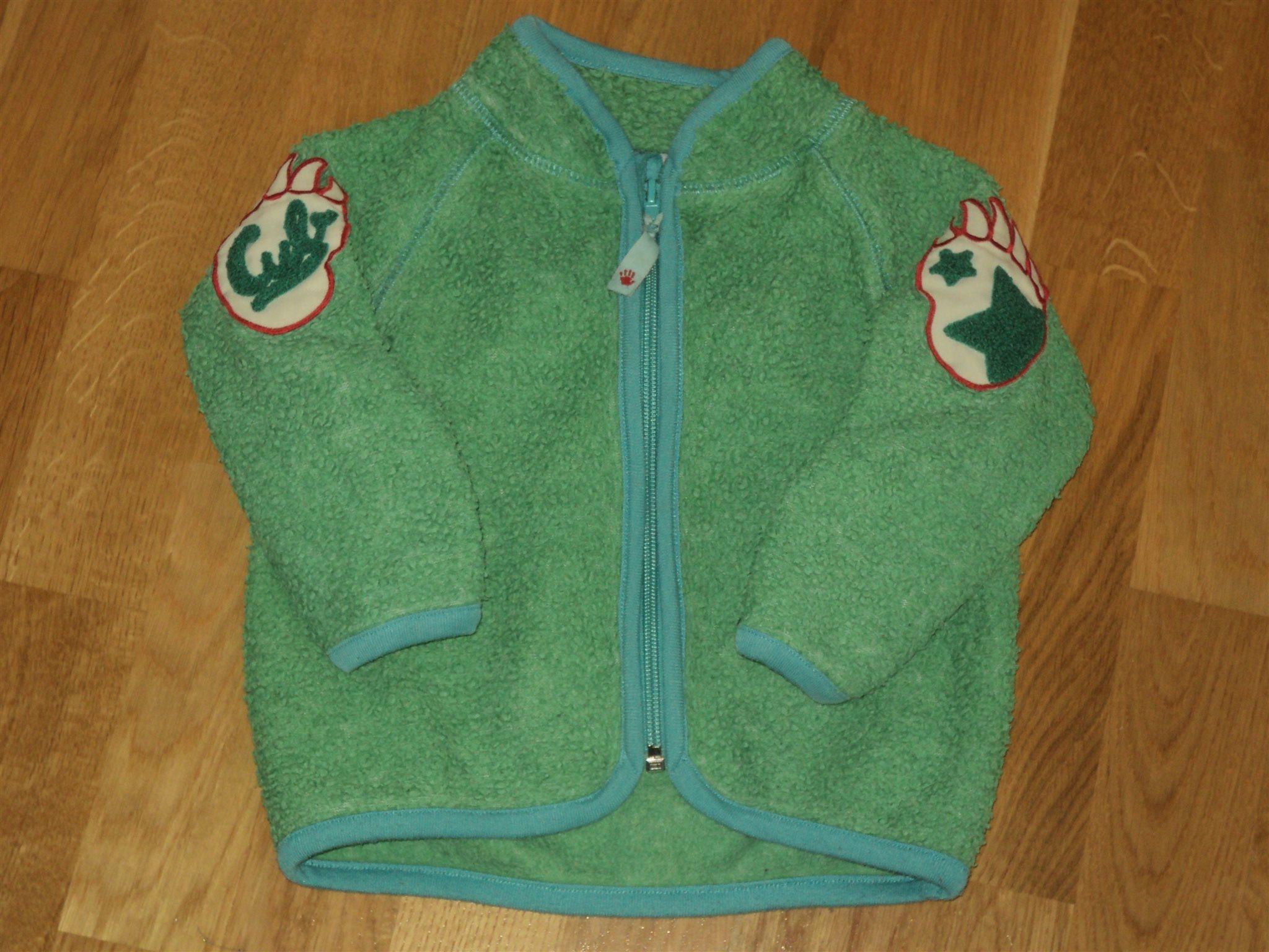 molo fleece tröja