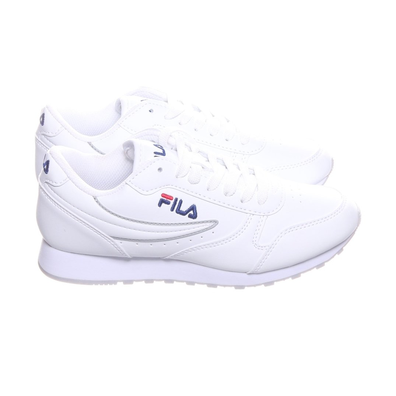 Fila, Sneakers, Strl: 37, Orbit Low, Vit, Skinn
