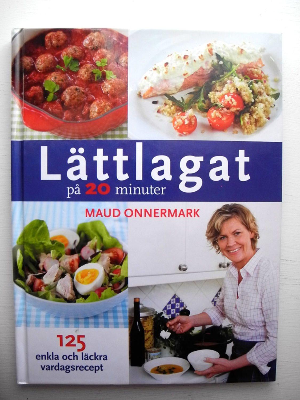 LÄTTLAGAT PÅ 20 MINUTER Maud Onnermark 2007