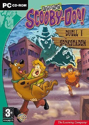 scooby doo tv spel