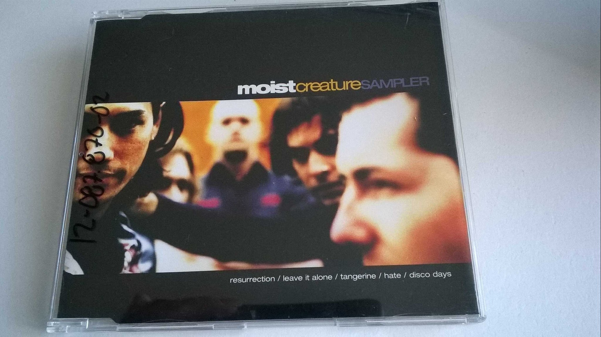 Moist ?- Creature, CD, Single