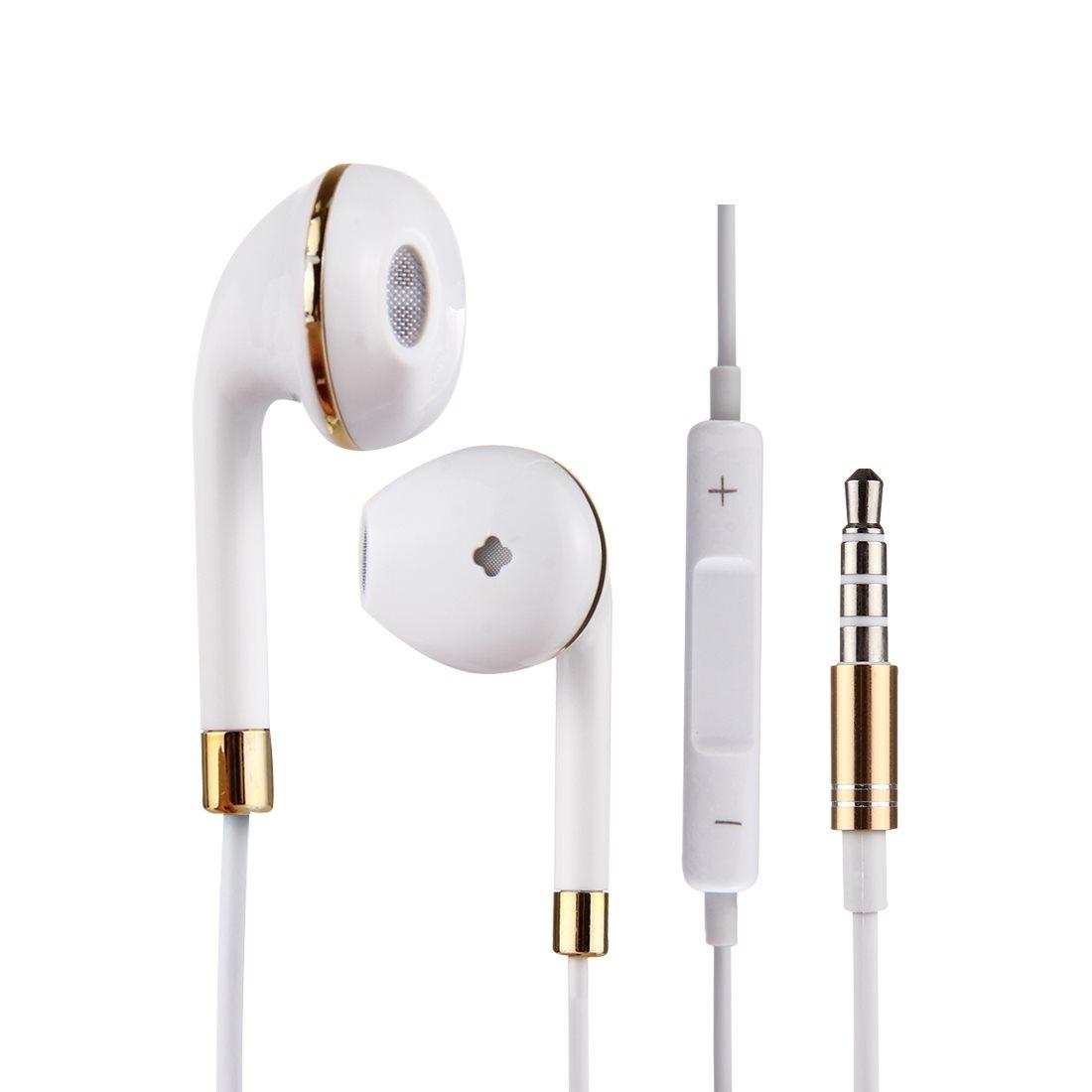Vita hörlurar In-Ear med fjärr   Mic - i.. (285959457) ᐈ 24HShop på ... 32f9b23e06777