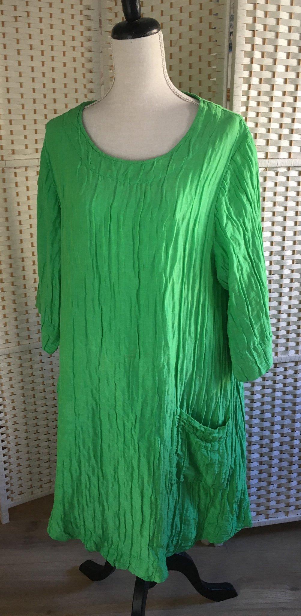 3377c4776cb4 Grön tunika från Grizas! (347874931) ᐈ Köp på Tradera