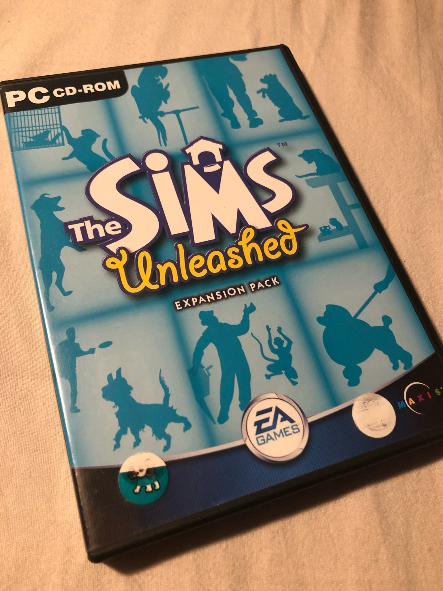 PC spel - The Sims (Expansion pack - Unleashed)