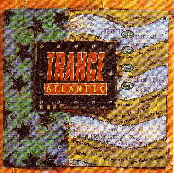 Trance Atlantic / Dubbel-CD