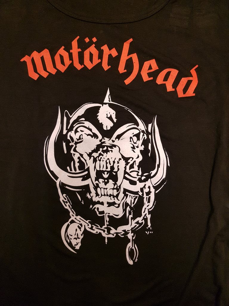 Motörhead Girlie X-Large