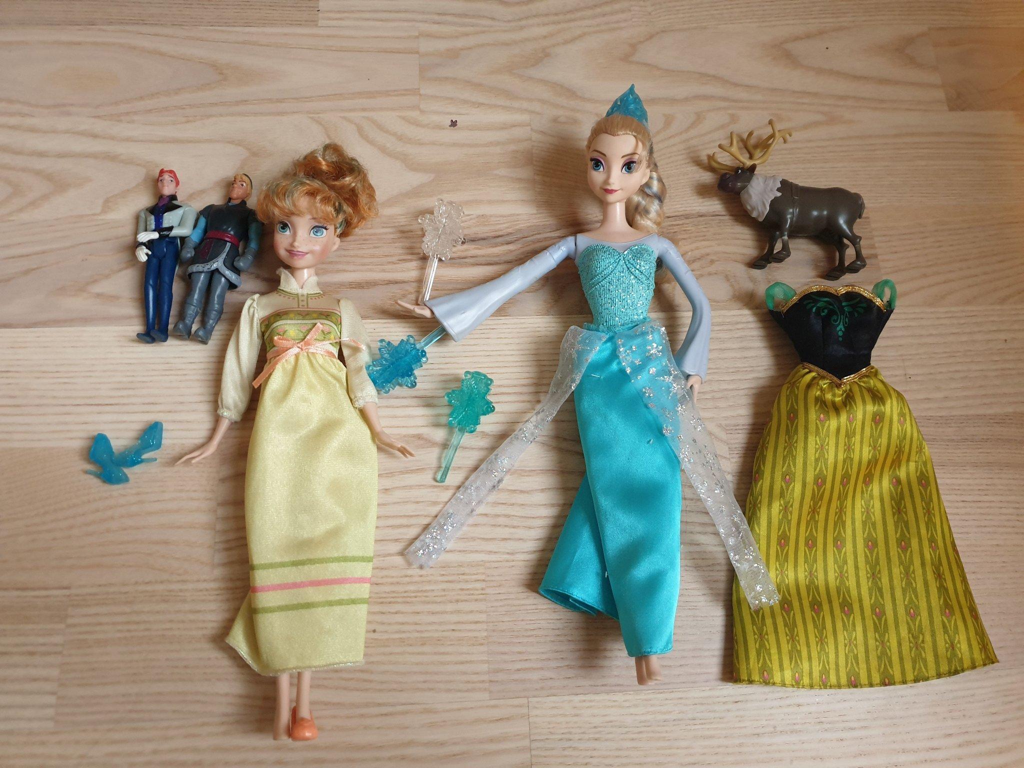 Frost Anna & Elsa