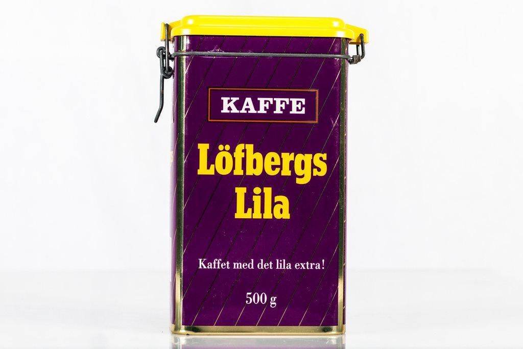 löfbergs lila kampanj