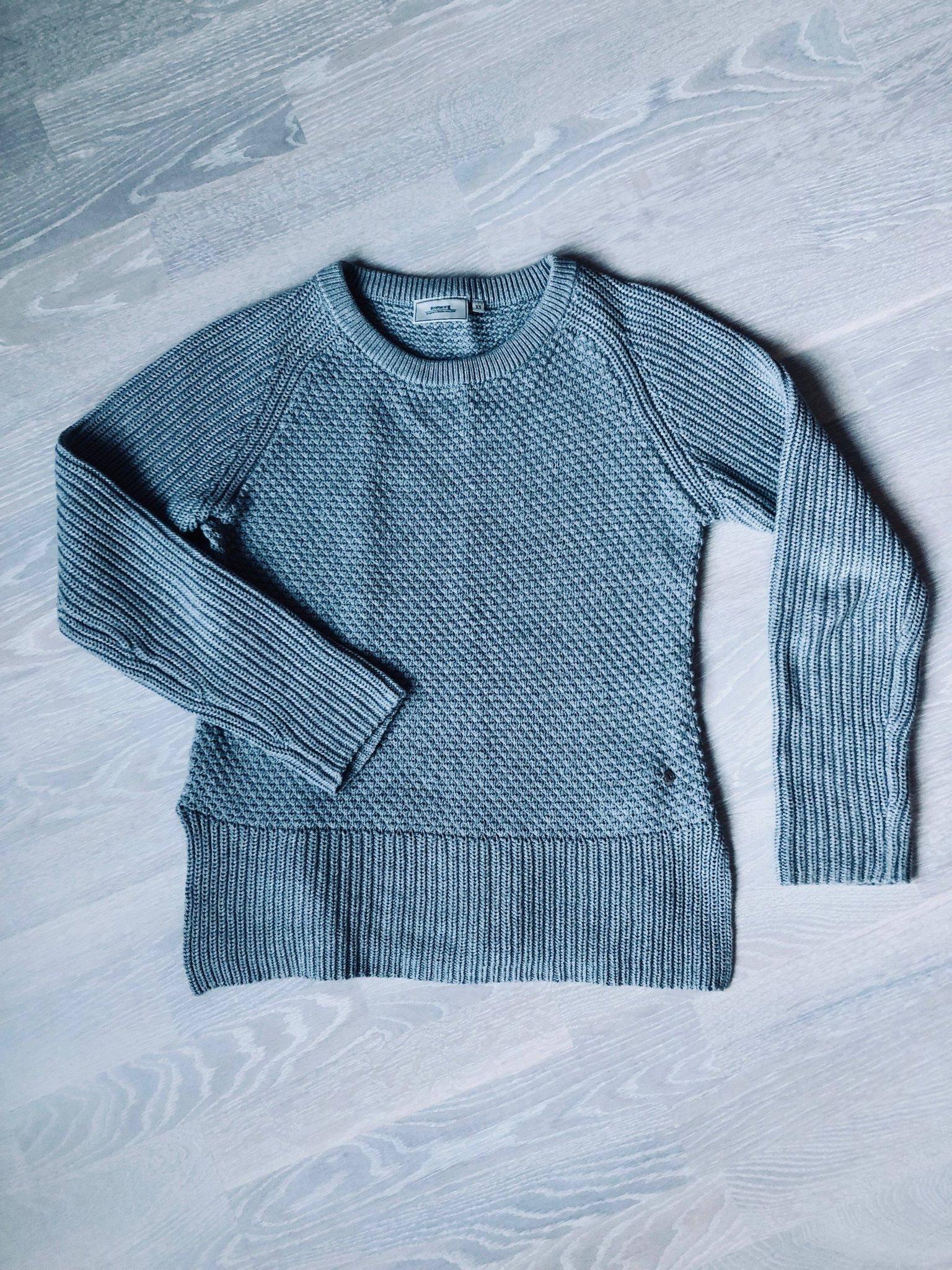 Boomerang stl xs nypris 1500 kr stickad tröja