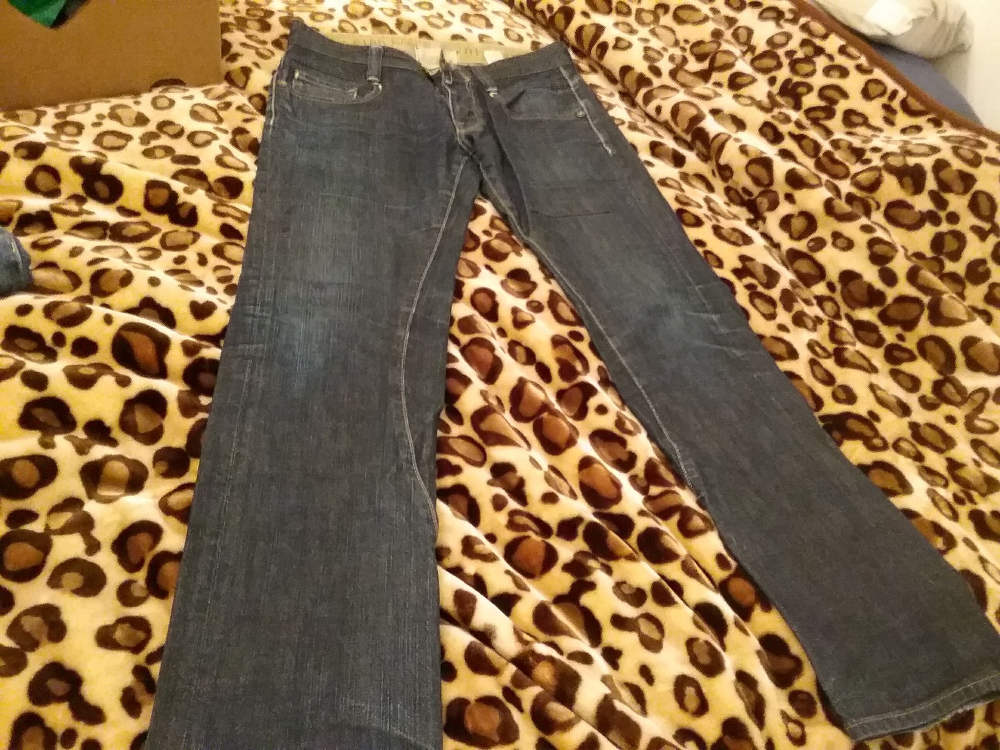 Jeans size 30 lenght 34 g star raw