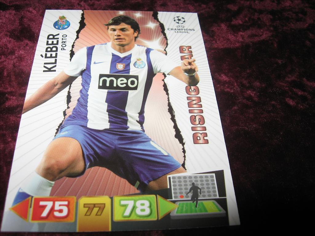 KLEBER-PORTO-RISING STAR-UEFA CHAMPIONS LEAGUE 2011/2012