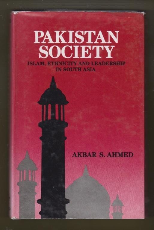 Ahmed, Akbar S.: Pakistan Society.