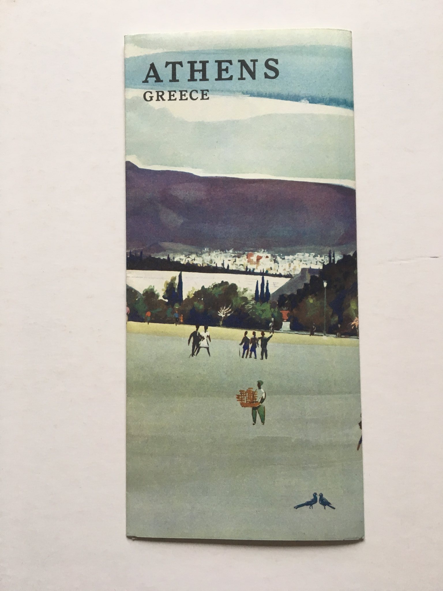 Karta Aten.Karta Aten Grekland 342483966 ᐈ Kop Pa Tradera