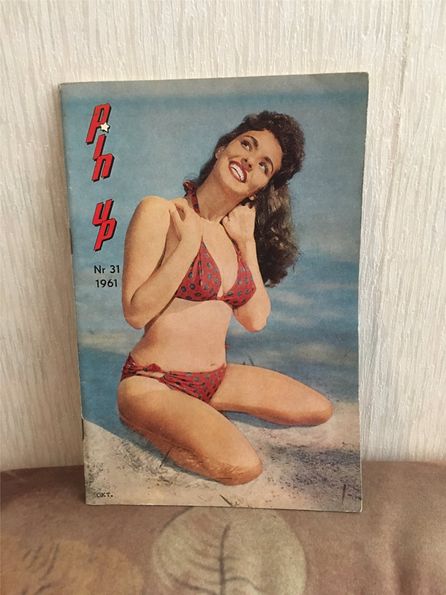 Pin Up  no 31  1961