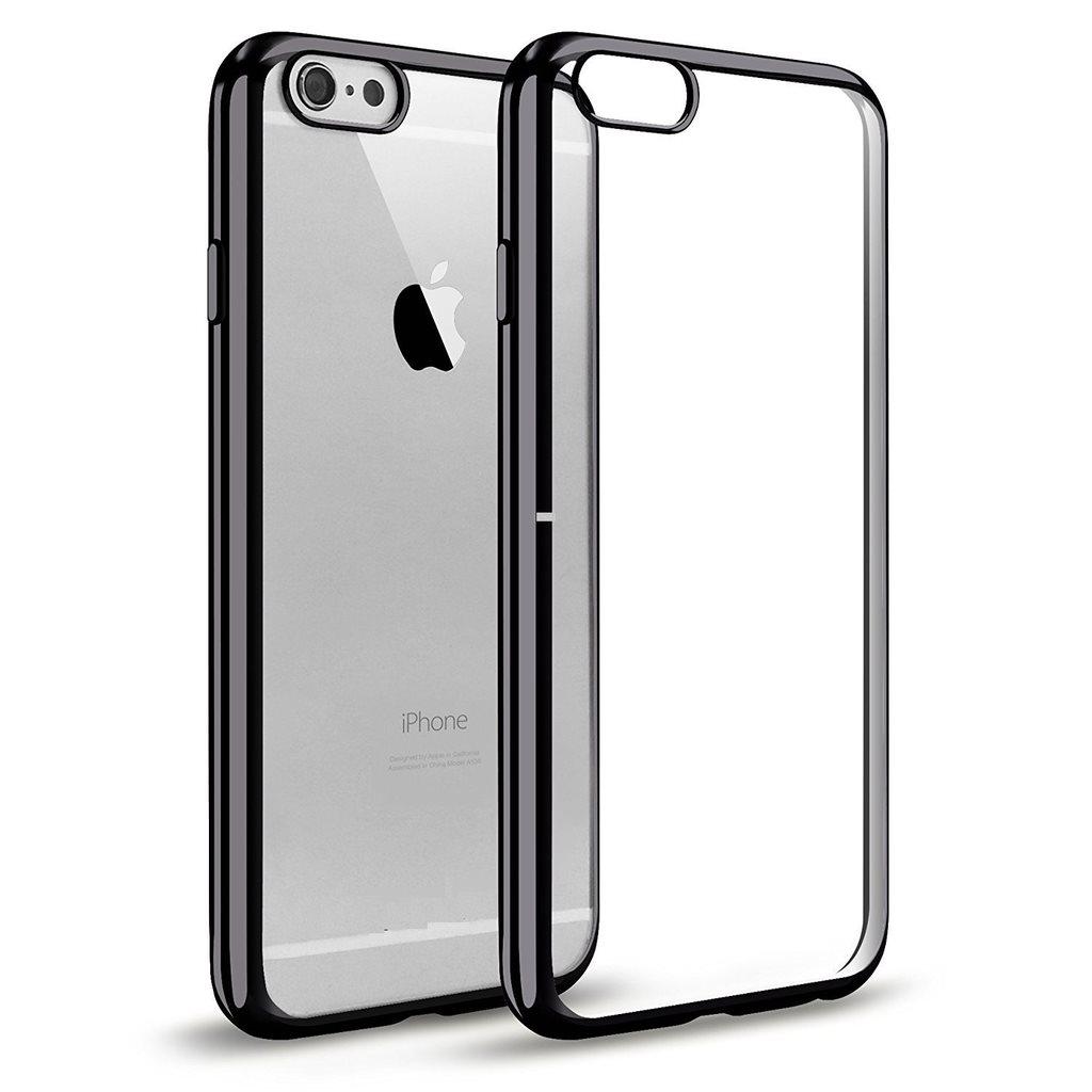 Transparent Bumper TPU skal - iPhone 6 .. (308025865) ᐈ AlboeBox på ... 00dfc87386fdc