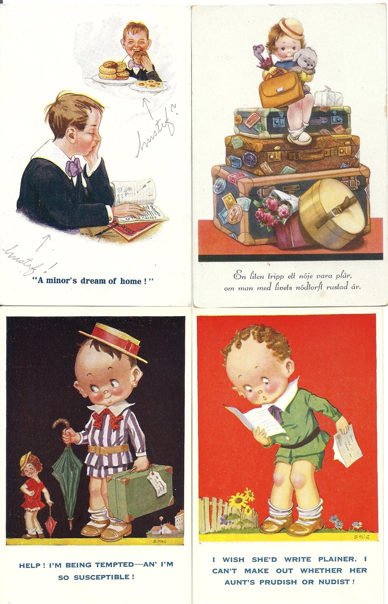 gratulationskort engelska 4 Gratulationskort varav 3 är engelska kort ! (319991588) ᐈ Köp  gratulationskort engelska