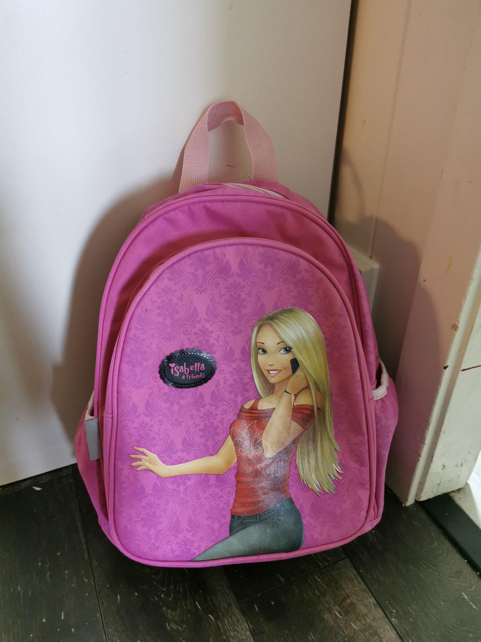 Barbie ryggsäck (415427918) ᐈ Köp på Tradera
