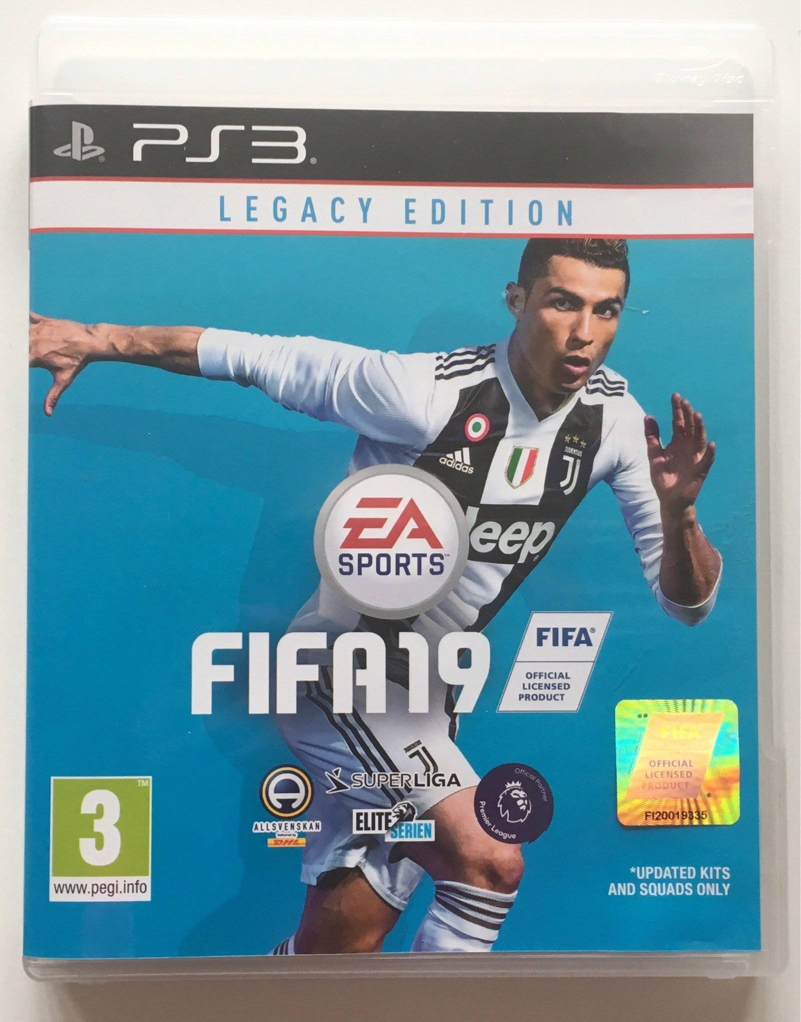 89ea7dd1d PS3  FIFA 19 Legacy Edition - Playstation 3 - EA Sports - ULTIMATE TEAM ...